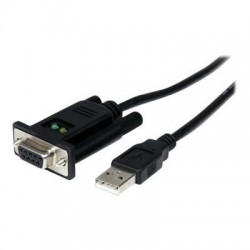 CABLE USB TO DB9 F SERIE